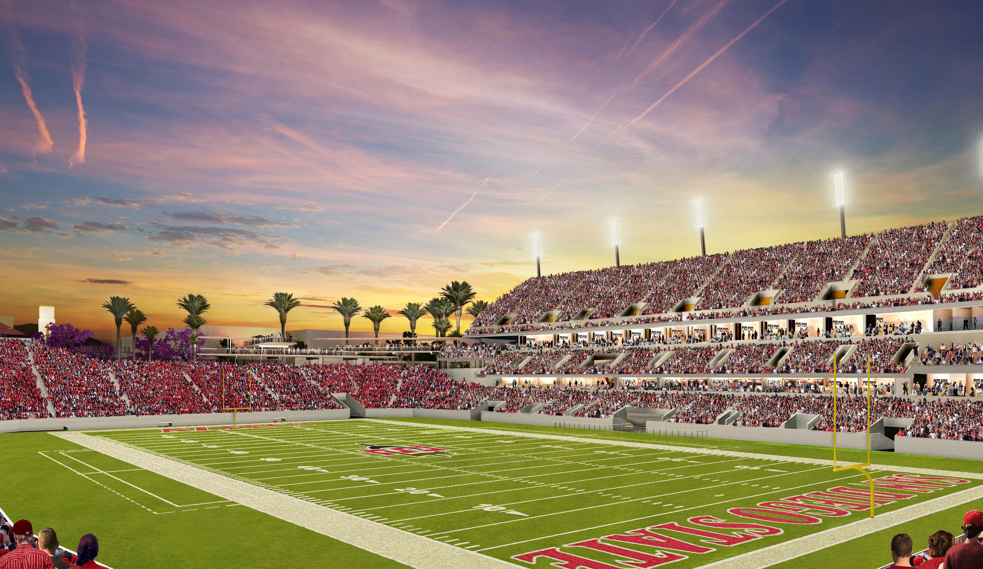 SDSU Stadium Bowl